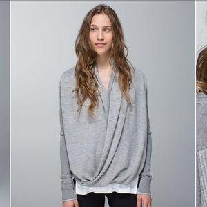 Lululemon - Iconic Sweater Wrap